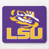 Louisiana State University | Tiger Eye Mouse Pad