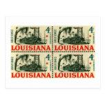 Louisiana Statehood Post Card