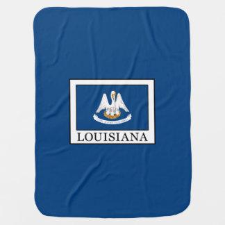 Louisiana Swaddle Blanket