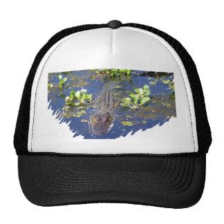 Louisiana Swamp Gator Hunter Hat