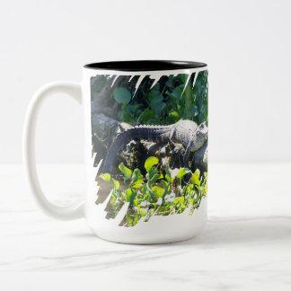 Louisiana Swamp Gator Hunter Mug