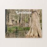 Louisiana Swamp Jigsaw Puzzle