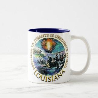Louisiana Tea Party Mug