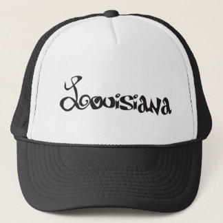 Louisiana Trucker Hat