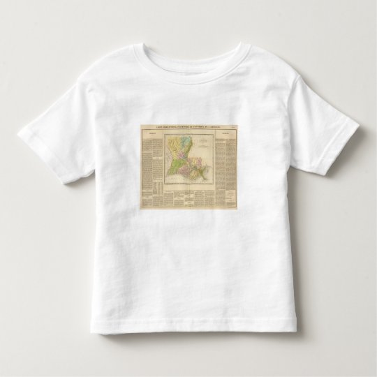 Louisiana US Toddler T-shirt