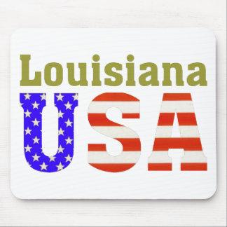 Louisiana USA! Mouse Pad