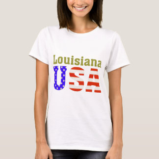 Louisiana USA! T-Shirt
