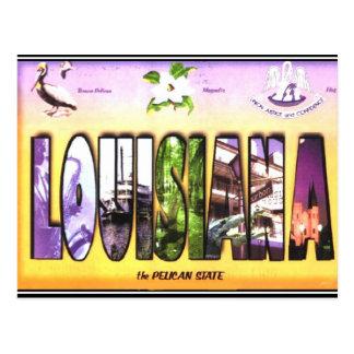 Louisiana Vintage Postcard Postcards
