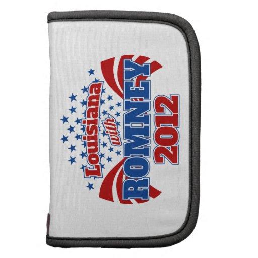 Louisiana with Romney 2102 Planner