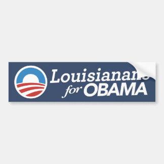 Louisianans para el COLOR del PERSONALIZADO de la Pegatina Para Auto