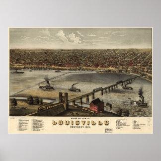 Louisville 1876 póster