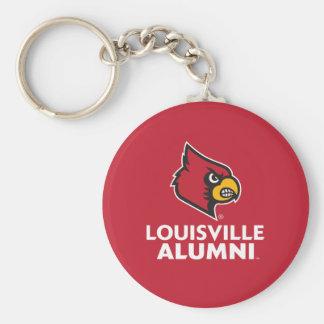 Louisville Alumni Keychain