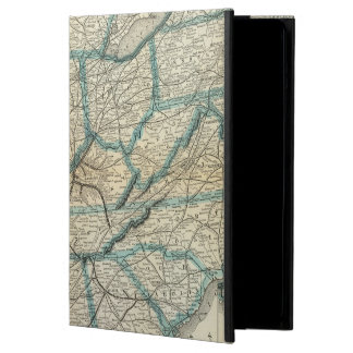 Louisville and Nashville Railroad 2 Cover For iPad Air