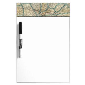 Louisville and Nashville Railroad 2 Dry Erase Board