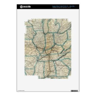 Louisville and Nashville Railroad 2 iPad 3 Decal