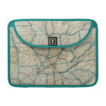 Louisville and Nashville Railroad 2 Sleeves For MacBook Pro