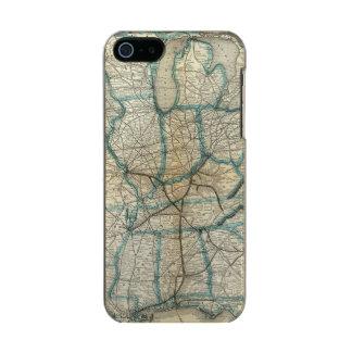 Louisville and Nashville Railroad 2 Metallic Phone Case For iPhone SE/5/5s