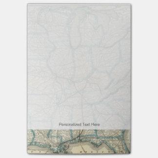 Louisville and Nashville Railroad 2 Post-it® Notes