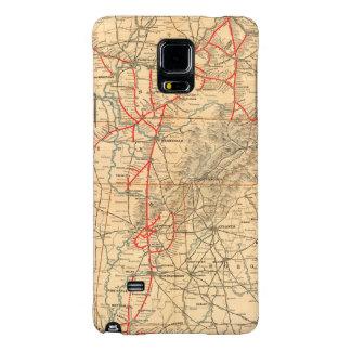 Louisville and Nashville Railroad Galaxy Note 4 Case