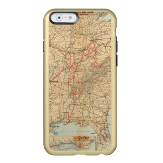 Louisville and Nashville Railroad Incipio Feather Shine iPhone 6 Case