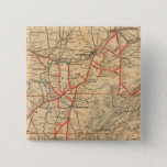 Louisville and Nashville Railroad Pinback Button
