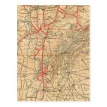 Louisville and Nashville Railroad Postcard