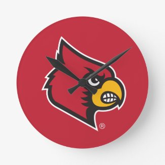 Louisville Cardinal on Red