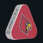 """Louisville Cardinal Speaker<br><div class=""""desc"""">Check out these official University of Louisville products. All of these products are customizable so you can add your class year, name, or sport. Personalize your Louisville merchandise on Zazzle.com! Get the perfect gift for the U of L Cardinal in your life. We have products that are designed for family,...</div>"""