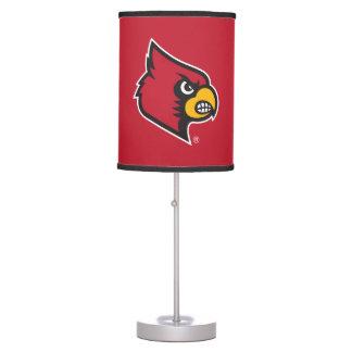 Louisville Cardinal Table Lamp