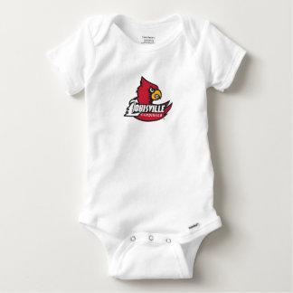 Louisville Cardinals Baby Onesie