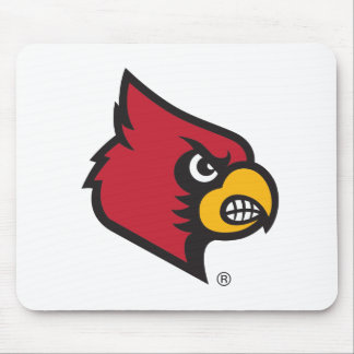 Louisville Cardinals Mouse Pad