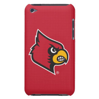 Louisville Cardinals - Red iPod Case-Mate Cases