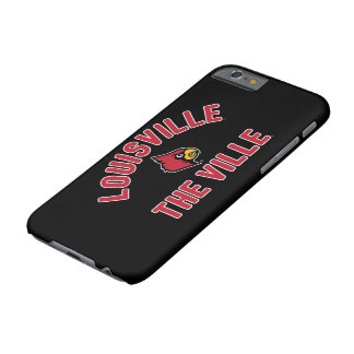 Louisville Cardinals | The Ville Barely There iPhone 6 Case