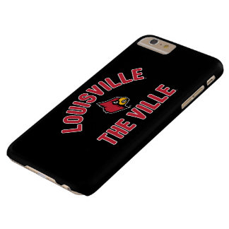 Louisville Cardinals | The Ville Barely There iPhone 6 Plus Case
