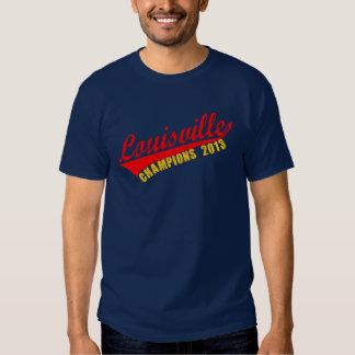 Louisville defiende la camiseta 2013 playera