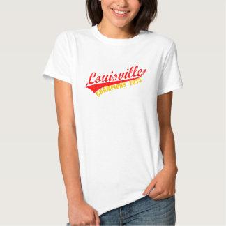 Louisville defiende la camiseta 2013 remera