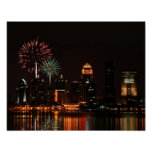 Louisville fireworks posters