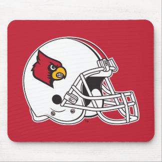 Louisville Football Helmet Mouse Pad