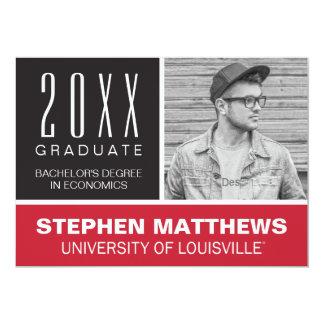Louisville Graduation Announcement