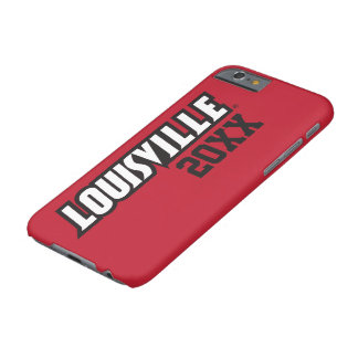 Louisville Graduation Class Year Barely There iPhone 6 Case