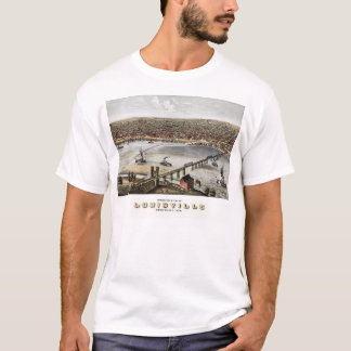 Louisville, Kentucky - 1876 T-Shirt
