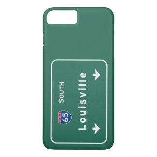 Louisville Kentucky kt Interstate Highway Freeway iPhone 8 Plus/7 Plus Case