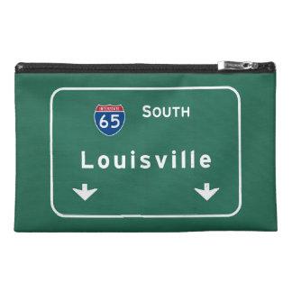 Louisville Kentucky kt Interstate Highway Freeway Travel Accessory Bags