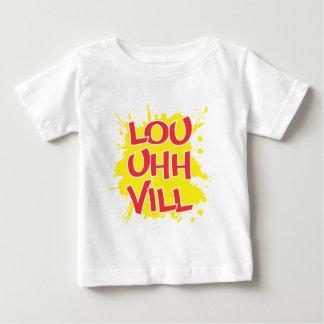Louisville, Kentucky Lou Uh Ville Louie Ville KY Baby T-Shirt