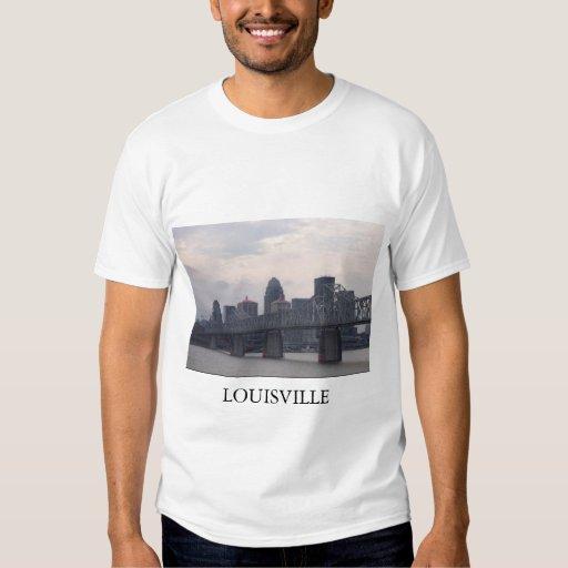 Louisville kentucky t shirt zazzle for Louisville t shirt printing