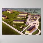 Louisville Kentucky Yellowstone Distillery Poster