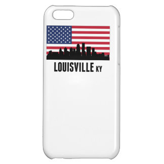 Louisville KY American Flag iPhone 5C Covers