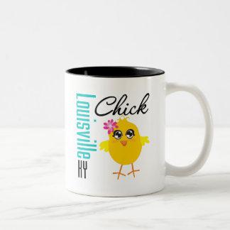 Louisville KY Chick Mug