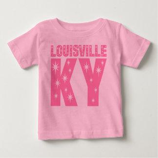 Louisville KY Kentucky Stars Baby Tee