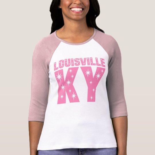 Louisville KY Kentucky Stars Womens Tee
